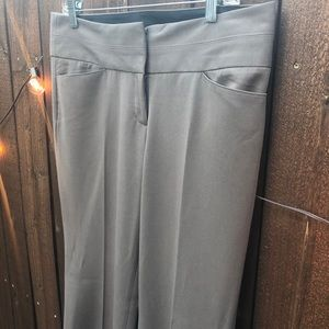 Beige Comfortable Dress Pants, Express, Size 8S